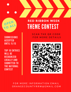 Red Ribbon Week Theme Contest